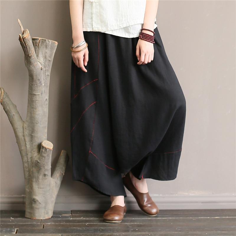4f67f6fd7f top 10 ramie linen pants ideas and get free shipping - k9fej27b