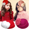 2016 Hat Bobbles Shape Baby Girl Barrttes Hairpin Hair Accessories For Girl Hair Jewelry Lovely Hair Clip Hair Ornament 16