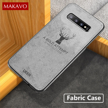 Fabric Case Galaxy S10 Plus