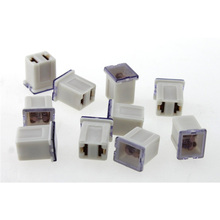 10 pcs 25A 12V-58V Female Terminals mini PAL Fuse FOR CAR Auto/ Mini fuse hot