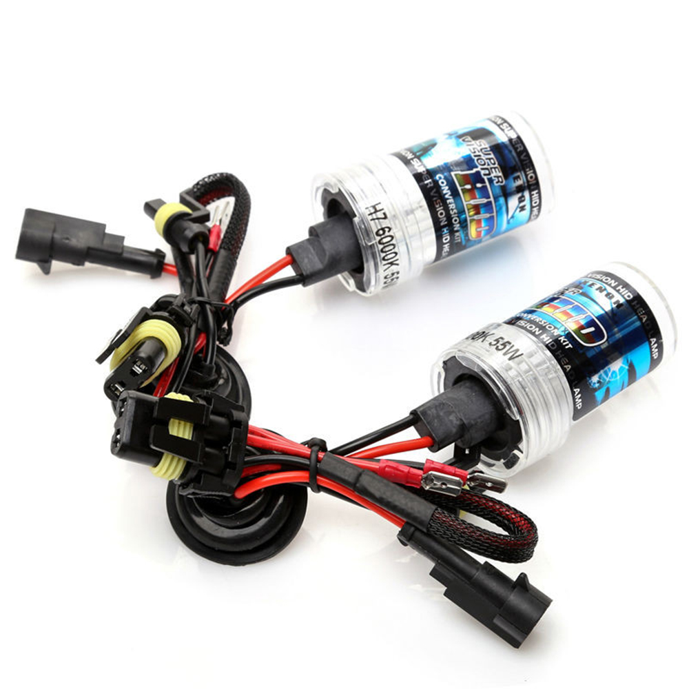 C3 Canbus H7 XENON HID KIT 35W skjult lampe H1 H3 H4 H7 H11 9005 9006 - Billygter - Foto 6