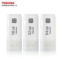 도시바 USB 플래시 드라이브 64 기가바이트 실제 용량 THUHYBS USB 3.0 32 기가바이트 16 그램 USB 플래시 드라이브 품질 메모리 스틱 16 그램 펜 드라이브 원래