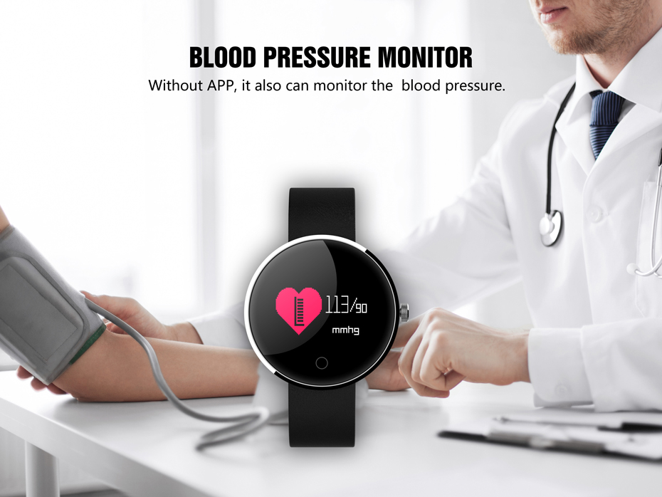COLMI DM78 Smart Bracelet Blood Pressure Heart Rate Monitor IP68 waterproof Call reminder Activity Tracker Smart Band 04 0