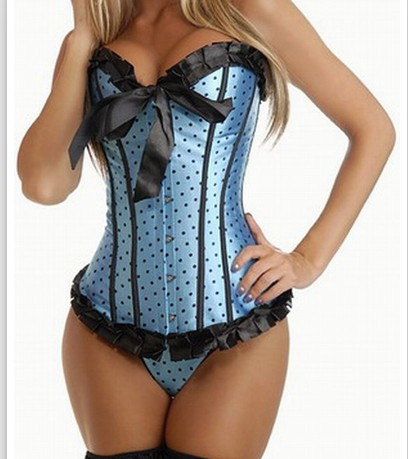 75932141adf Blue Purple Red Pink Women Sexy Waist Cincher Cheap Plus Size Lingerie Set  Trainers Slimming Body Under Wear Corset Top