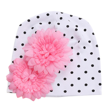 2016 Christening Party Baby Girl Hat Newborn Photography Props,Big Flower Baby Hat For Children Girls Kids Clothes Accessories