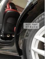 High Quality ABS Plastics Automobile Fender Mudguards Mud Flaps Suitable for Volvo XC60 20182019 Refit Special Decoration