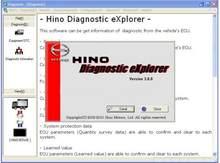 Hino diagnostic explorer & reprog manager 3.1.6 + keygen
