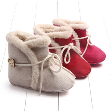2018 Brand Winter Baby Girls Shoes Winte