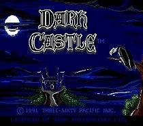 Dark Castle 16 bit MD Game Card For Sega Mega Drive For SEGA Genesis