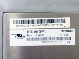 HSD103IPW1-A10 HSD103IPW1 LCD Displays screen 1 103