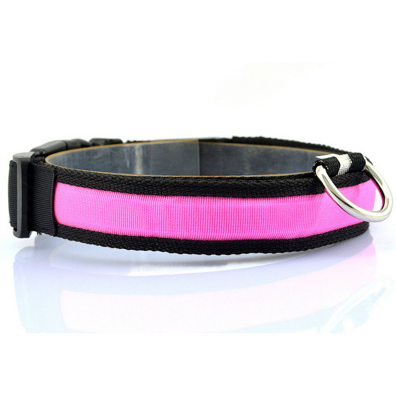 Flashing Dog Collars For Small Dogs