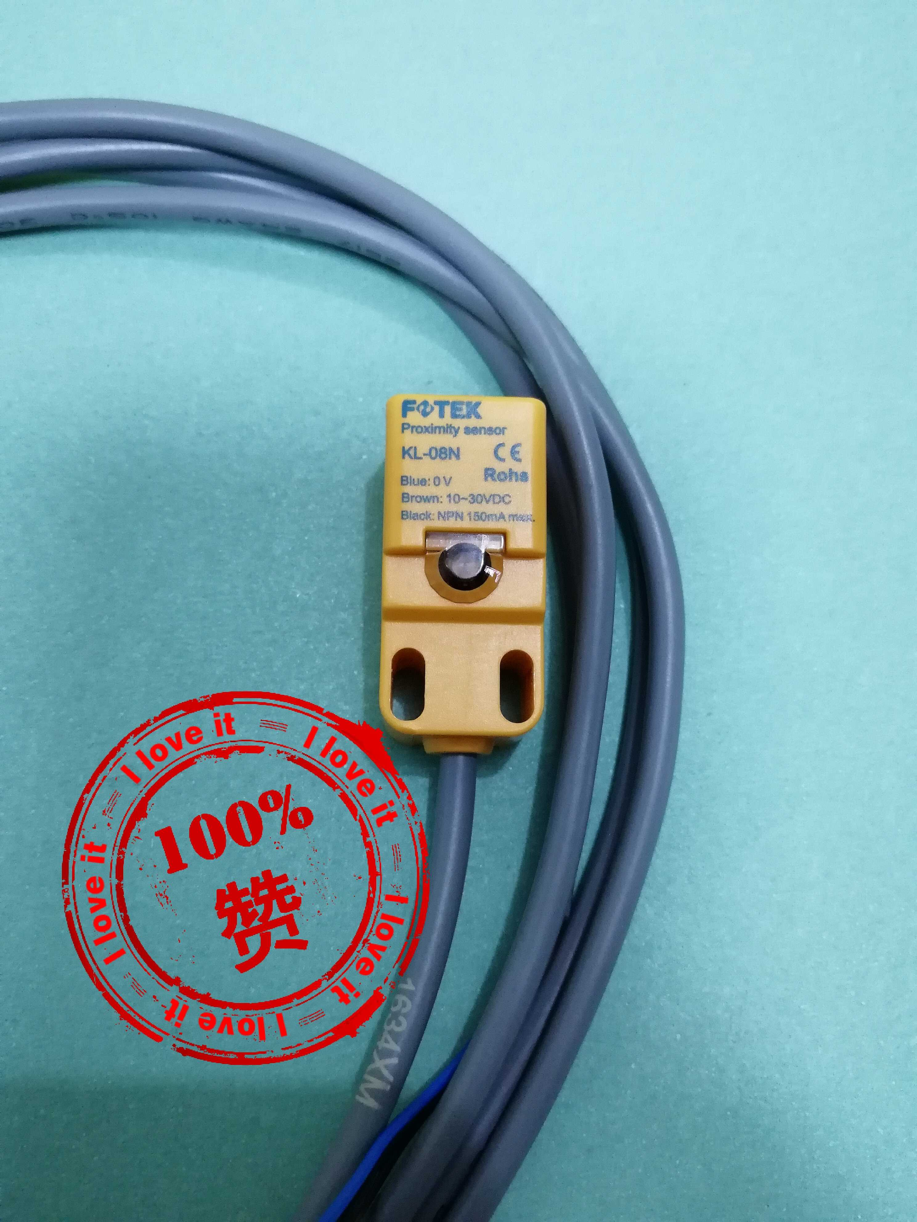 100% New original authentic KL-08N inductive economical Proximity switch sensor kI-08100% New original authentic KL-08N inductive economical Proximity switch sensor kI-08