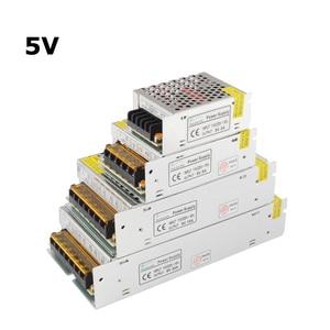 Image 2 - Fonte de alimentação 12 v led driver adaptador ac dc 24 v 5 volts 36 volts transformador eletrônico