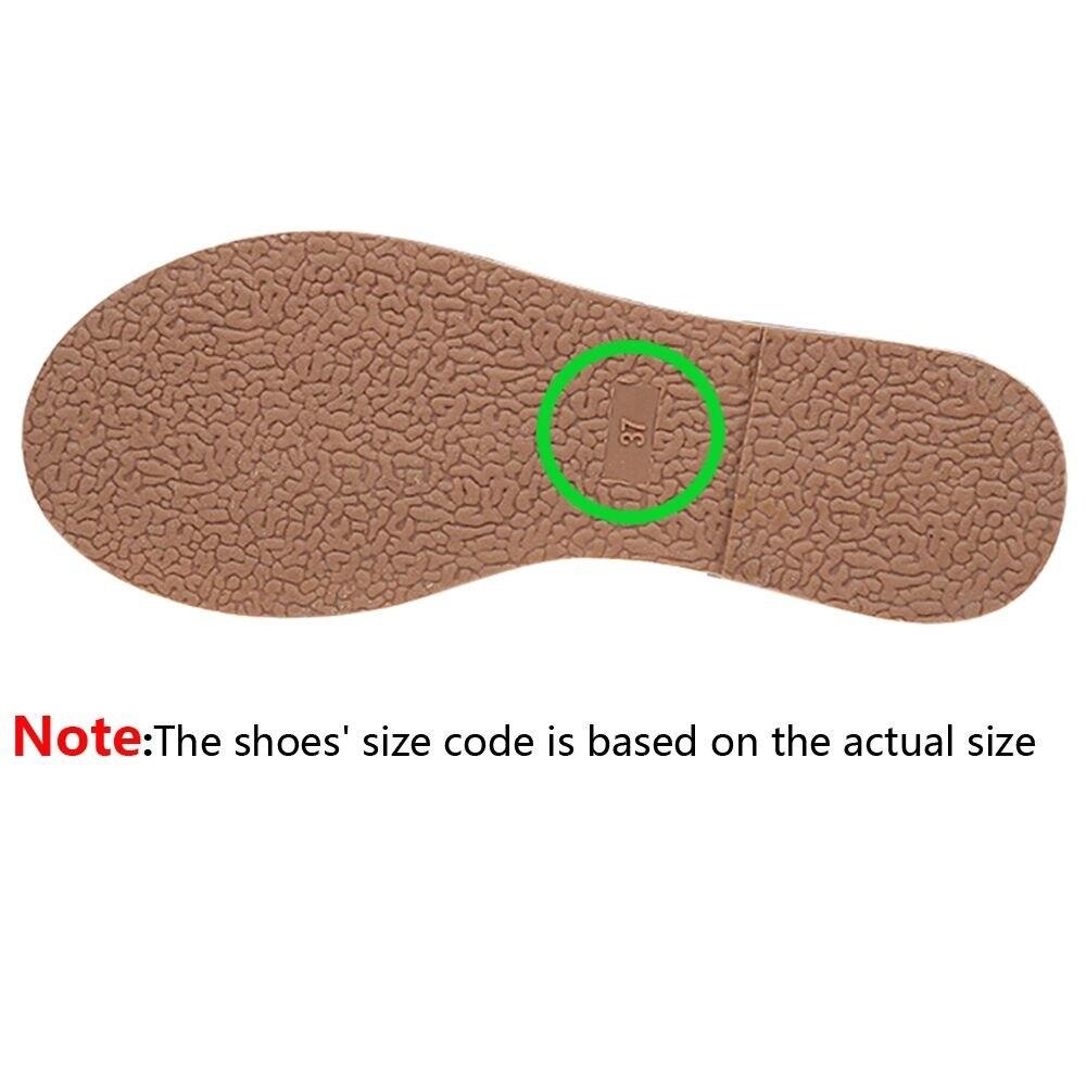 HTB16f7zOgHqK1RjSZFgq6y7JXXaI Women's Sandals Summer Ladies Girls Comfortable Ankle Hollow Round Toe Sandals Female Soft Beach Sole Shoes Plus Size C40#