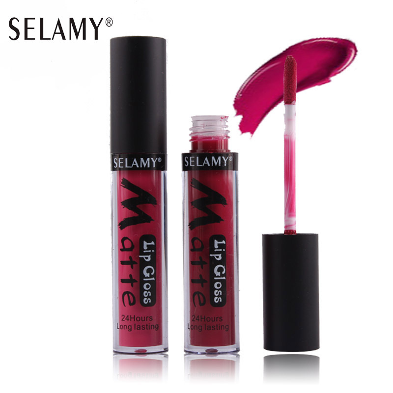 Shimmer Lip Gloss Glitter Liquid Lipstick Glossy Shiny Lip Long Lasting Waterproof Lipgloss