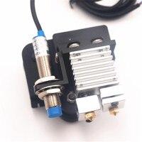 Cabo adaptador para atualização funssor creality CR-10/tornado chamera/cyclops  montagem dupla de alumínio com adaptador de nível automático