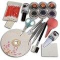 N-85 New Pro False Extension Eyelash Glue Brush Kit Set Salon Eyelashes Makeup Tools Free Shipping Women Beauty Tool