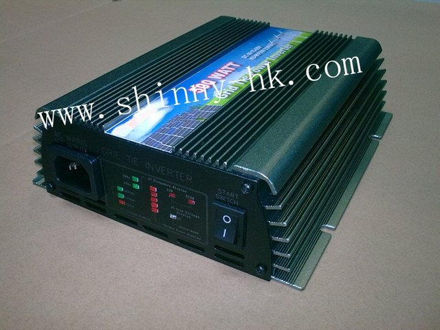 big Discount!!!!   500W Solar Grid Tie Inverter for solar panel  22-60V 120/230VAC new technology  Free Shipping