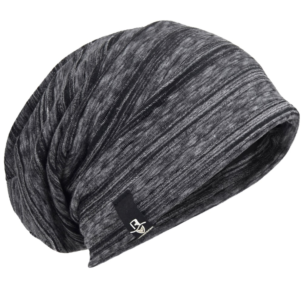 Mens Beanie Cap Skullcap Thin Summer Hat Cool Cosy Trendy Hat FORBUSITE
