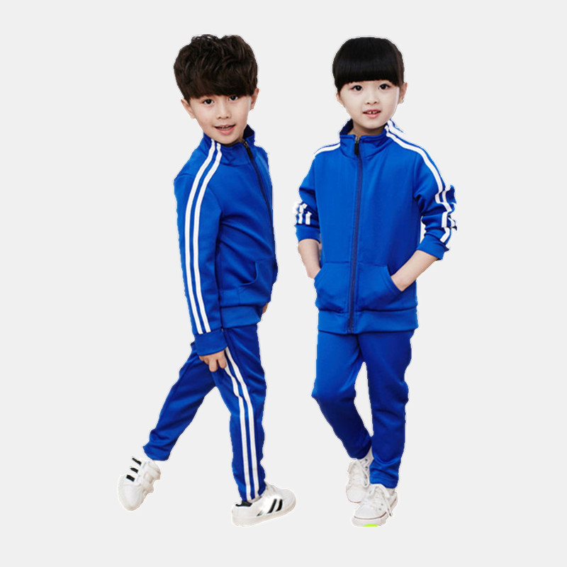 2017 Fashion autumn Children Clothing Sets baby Boys Girls jacket+pants 2 Pcs suits 3-8years kids solid sport clothing set hurave winter sport suits children clothing girls set kids clothes brand girls clothing toddler 2 pcs jacket pant