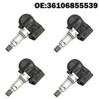 4 ADET Araba TPMS Lastik Basıncı Monitör Sensörü Sistemi 36106855539 36106856209 BMW için 1 2 3 4 F22 F20 F21 f23 F87 F45 F46 F30 F31