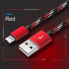 Micro USB 2AV8 nylon woven aluminum alloy fast charging data cable for Samsung Xiaomi LG Huawei Android tablet mobile phone usb недорого