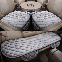 Автомобильные чехлы для сидений, защитные коврики, автомобильные подушки для передних сидений, подходят для большинства автомобилей, чехлы...