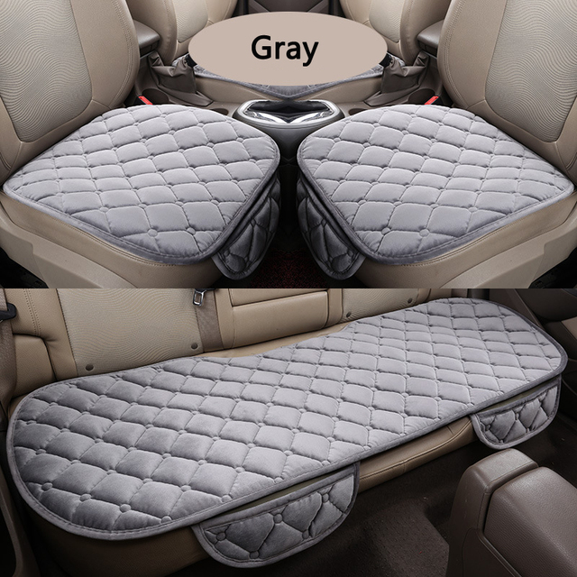 Car Seat Coves Protector Mat Auto Front Seat Cushion Single Fit Most...