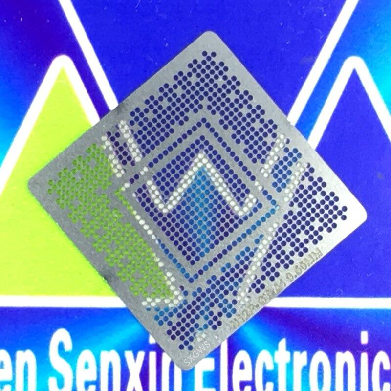 1pcs N11P-GE1-W-A3 N11P-GE1-A3 N12P-GS-A1 N12P-LP-A1 N12P-GE-A1 BGA Stencil Template 0.55MM