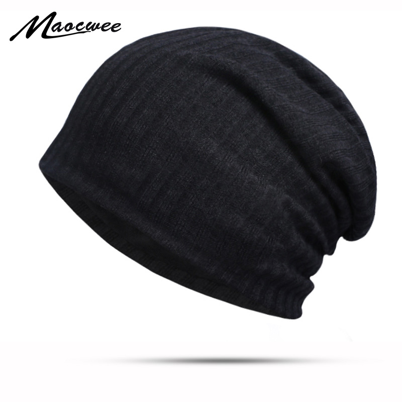 Spring And Summer Thin Hedging Cap Fashion Breathable Wild Lady Beanie Hat Men's Outdoor Beanie Hat Sports Cap