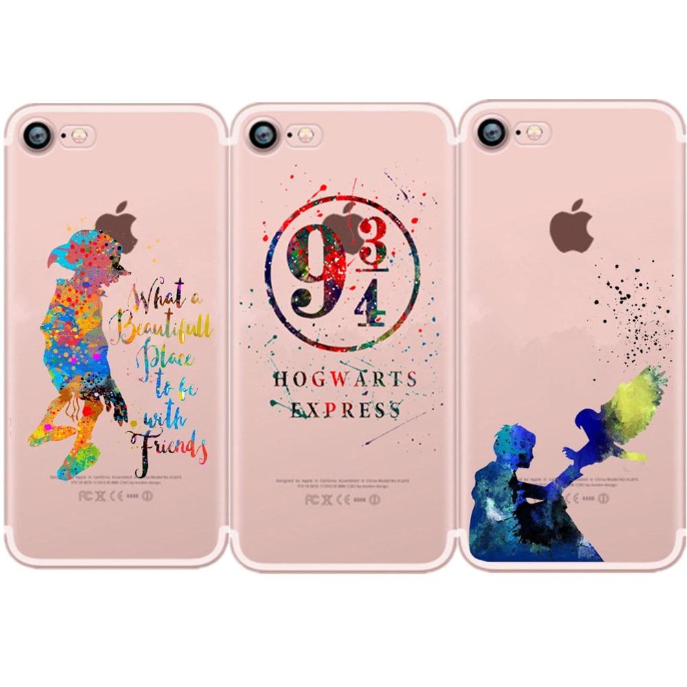 Harry Potter Phone Case Iphone  Plus