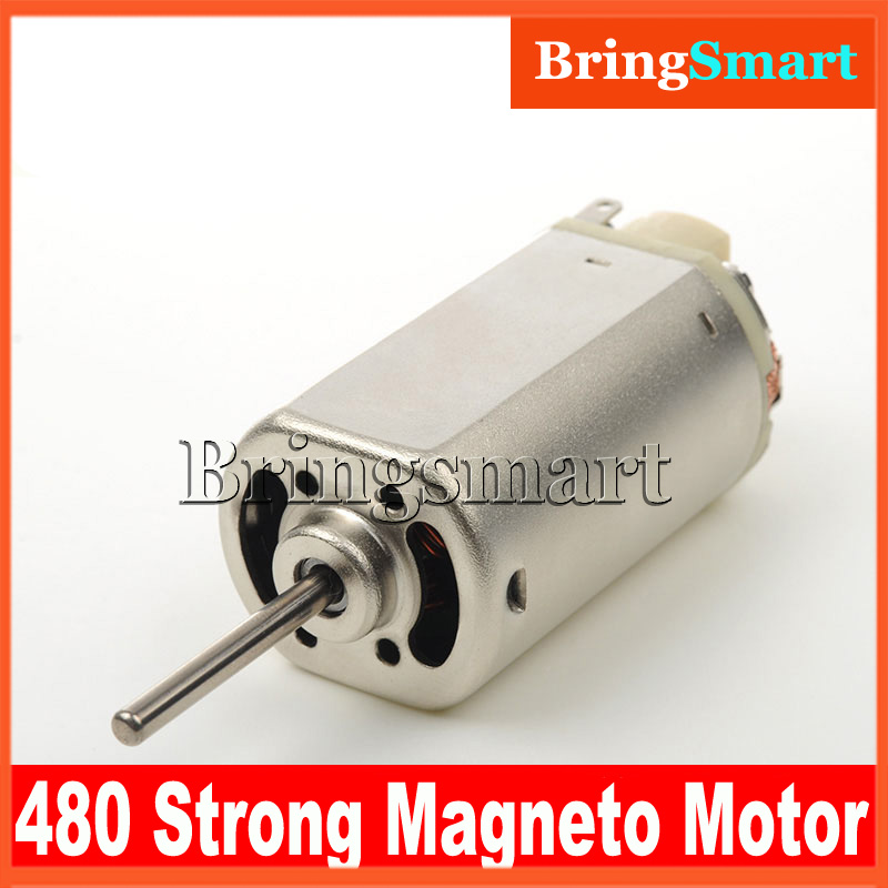 Wholesale FK480 Rare Earth Motor 32000 rpm Strong Magnetic Motor For DIY Model Aircraft High Speed Product 8.4v DC Mini Motor