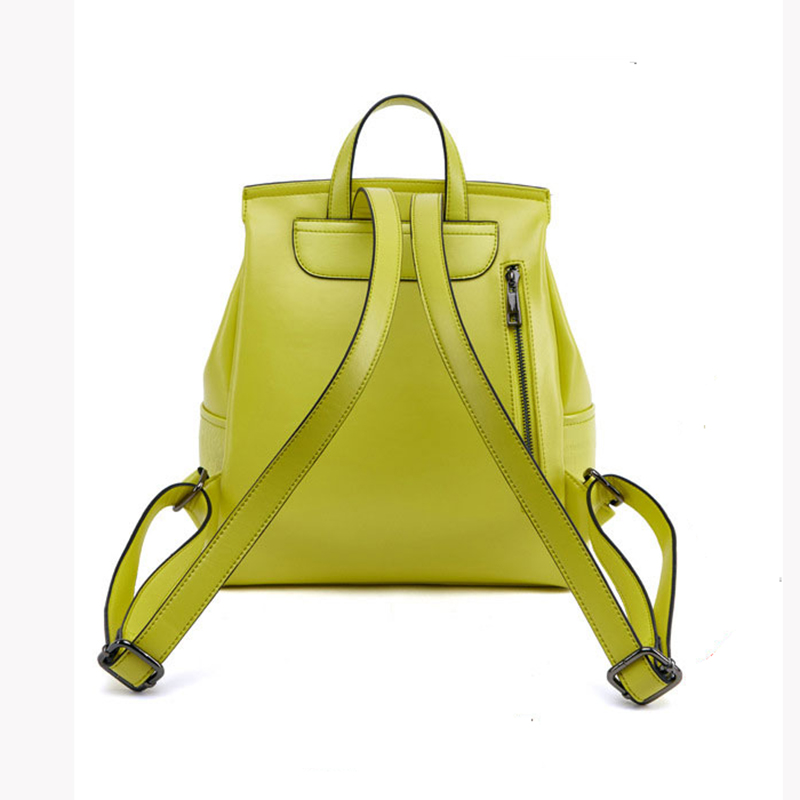 2018 Woman Crocodile Alligaor Backpacks High Quality Genuine Leather Bags For Teenager girls Women Travel Backpack Black Mochila
