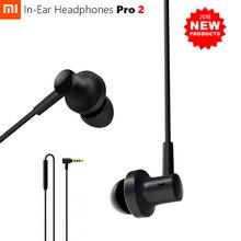 2018 הכי חדש מקורי שיאו mi היברידי Pro 2 אוזניות כפולה נהג Dyna mi c מאוזן אבזור Mi ב אוזן mi c קו שליטה גבוהה פולני