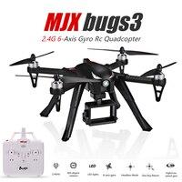 Профессиональный Drone MJX ошибки 3 B3 Quadcopter бесщеточный Вертолет с 4 К/1080 P Wi Fi HD Камера может нести Gopro/Xiaomi/Экен H9