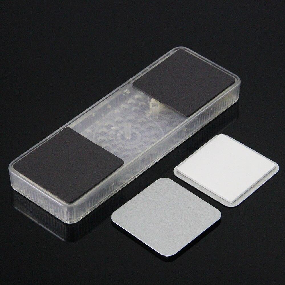 Contemporary black 2 X Round Crystal Gel Tobacco Smoking Cigar Humidor Humidifier 70% Humidors