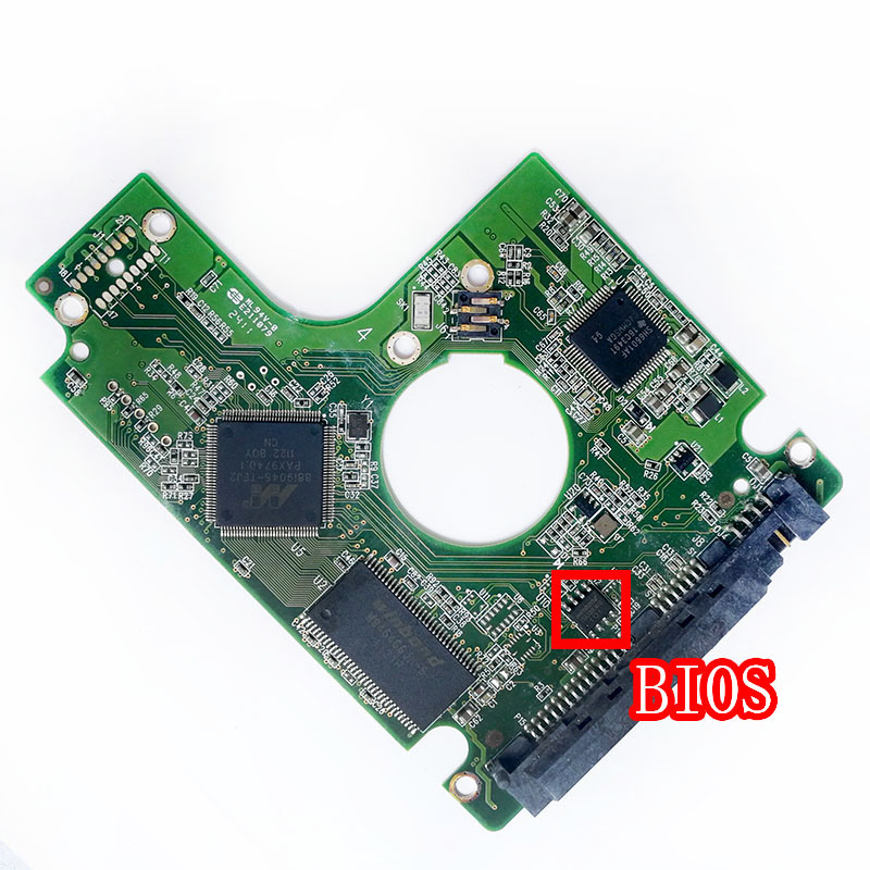 Board No. 2060-771672-004 REV A Hard Disk PCB Circuit Board 250G 320G 500G