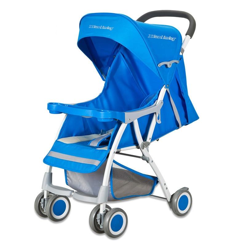 Light Folding Baby Umbrella  Summer  popular  Stroller baby stroller ultra light portable shock absorbers bb child summer baby hadnd car umbrella