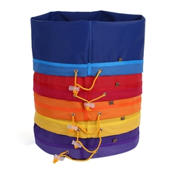 Fashion 5pcs o pojemności 5 galonów filtr torba bąbelkowa torba ogród torba do uprawy Hash ziołowe lody esencja zestaw do ekstrakcji ekstrakcji torby z Pressin w Torby ogrodnicze od Dom i ogród na
