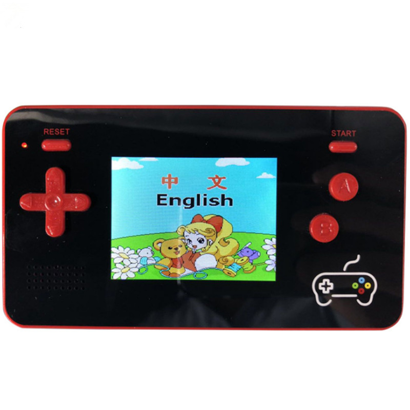 4000mA Portable Mobile Power Retro Handheld Game Console Built-in s 188 8-bit Retro Games for iPhone (2018 NEWS)