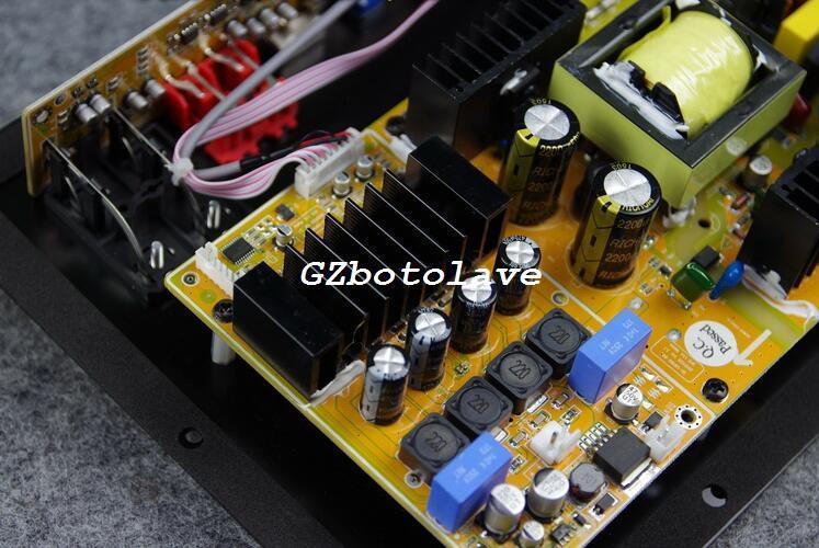 abaton b 1200 600 watts precision power amp