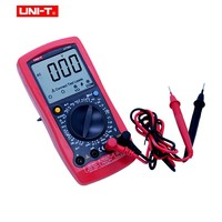 UNI T UT58C Ammeter Multitester DMM Digital Multimeters DC/AC Voltage Current Resistance Capacitance Tester Data