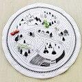 Floresta Jogo Mat Mats Puzzle Educacional Desenvolvimento Tapete Infantil Tapete Bebê crianças Tapete Tapete do Assoalho 2016 Novo Quente Em Estoque Frete Grátis 1 pcs