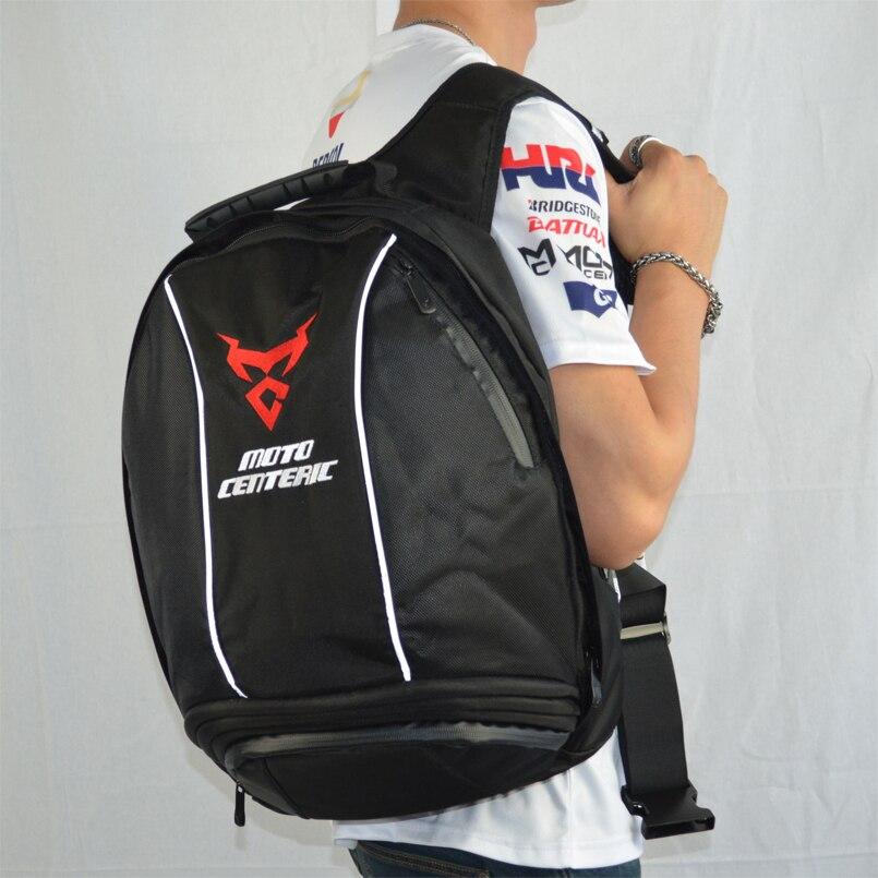 Motocross Helmet Bag Oxford Backpack Motorcycle Waterproof Motorbike racing Bag motorcycle mochila Moto Travel Luggage