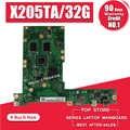Originale X205TA X205TAW 2G/Z3735F/32G/Come Madre Del Computer Portatile per Asus X205T X205TA con Processore testato Madre Del Computer Portatile