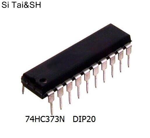 5//10//20PCS ORIGINAL SN74HC373N 74HC373N 74HC373 DIP-20 IC