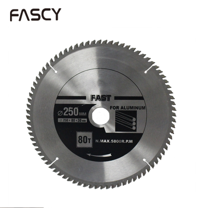 1PC Diameter 250mm/300mm Circular Sawing Blade carbide tipped saw blade for aluminum circular saw machines
