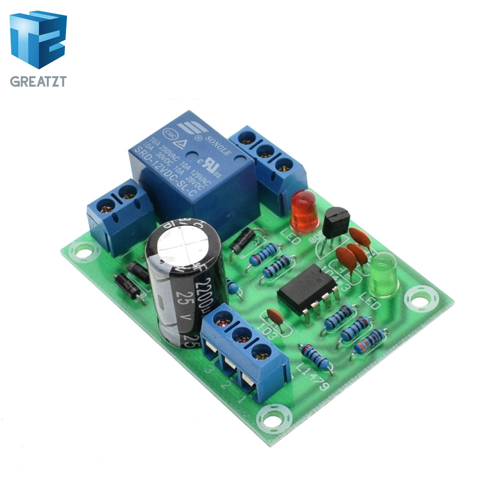 Circuit Board For Controlling Air Conditioner Remote Control With The Water Level Controller Switch Automatic Pumping Tower Tank Liquid Sensor Module Automatically Drainage Protection