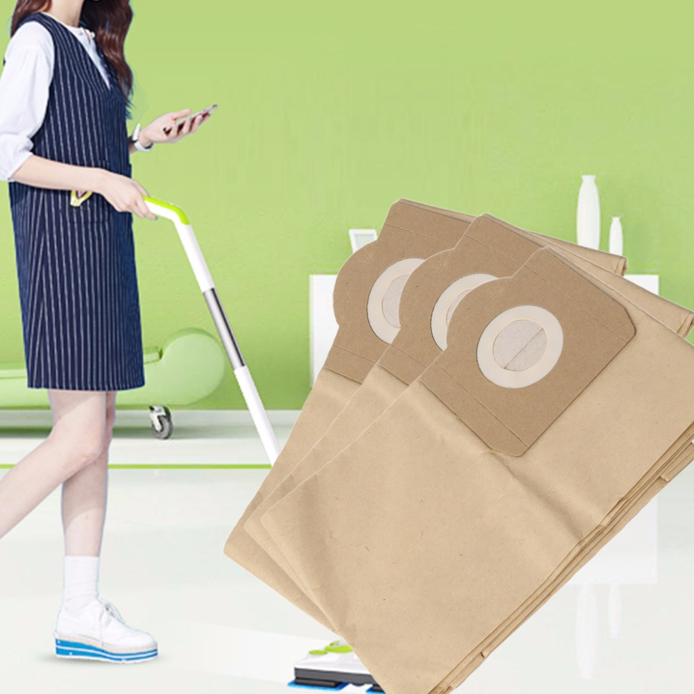 Shop Vac Lrg Paper Collection Bag