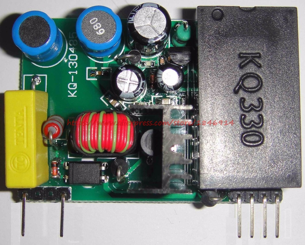 KQ-130485F  485 Turn Power Line Carrier Module / Without Any Peripheral Components (including 485 Chips)